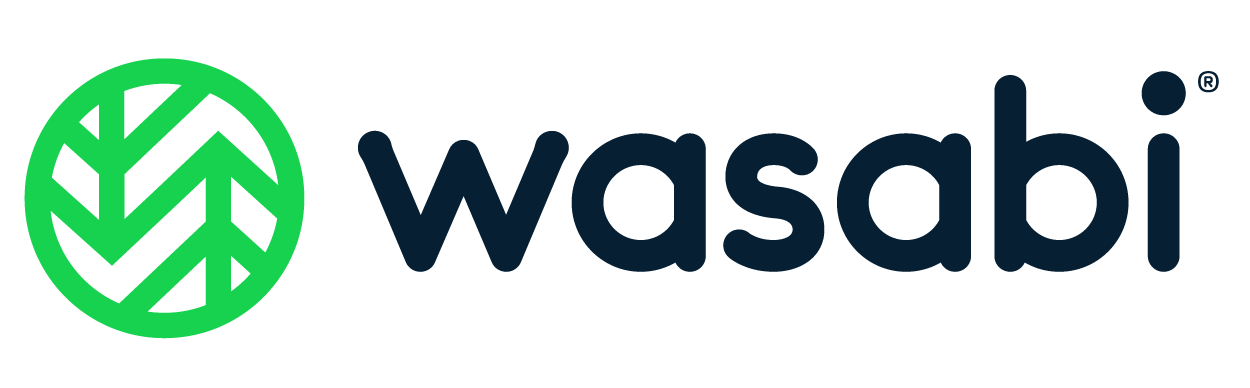 Wasabi Hot Cloud Storage Logo