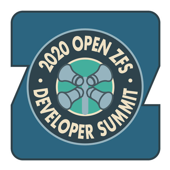OpenZFS Developer Summit 2020 Logo